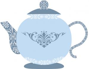 Tea Party Clip Art.