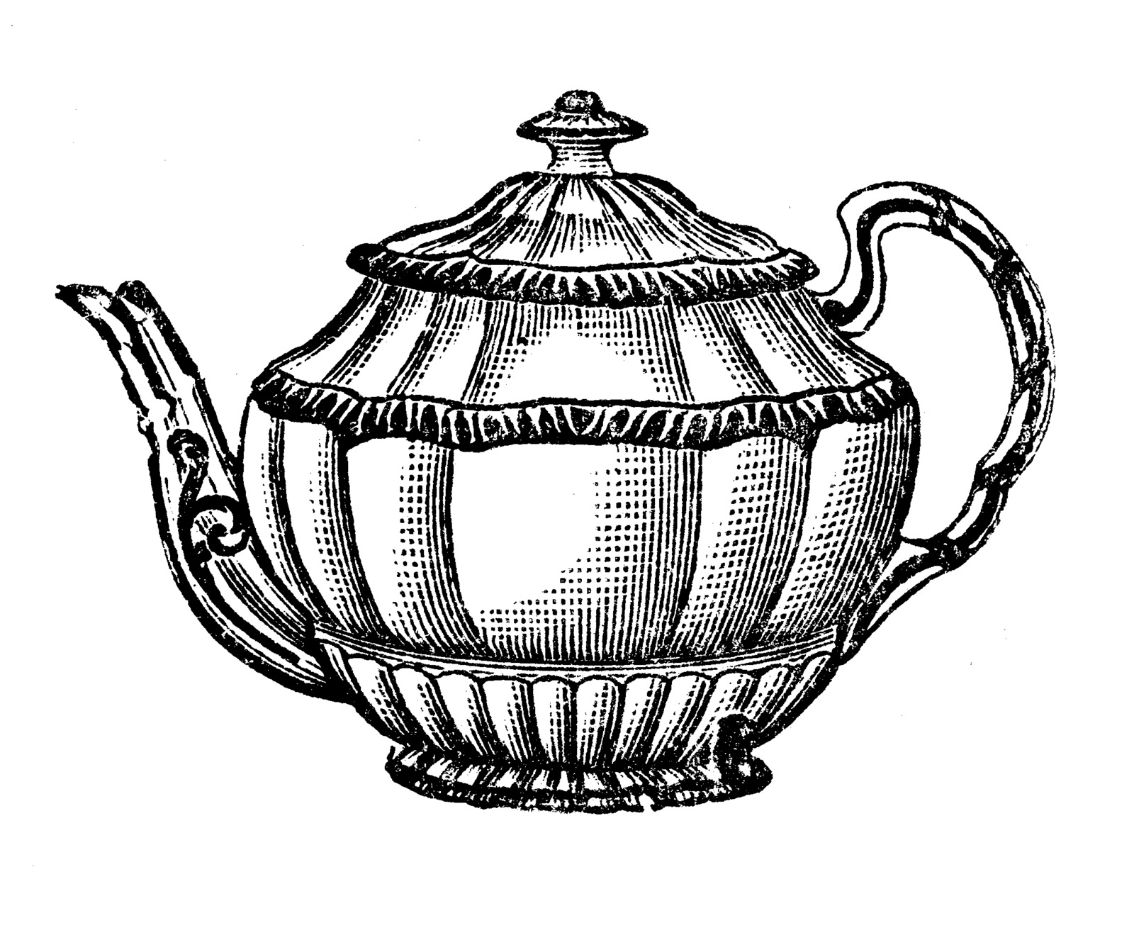 Free Tea Party Clipart, Download Free Clip Art, Free Clip.