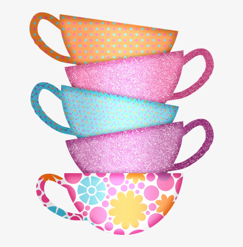 Cup Clipart Tea Party.
