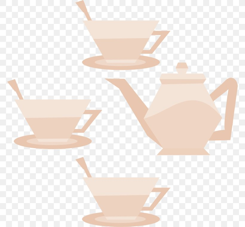 Tea Party Teacup Coffee Clip Art, PNG, 773x760px, Tea.