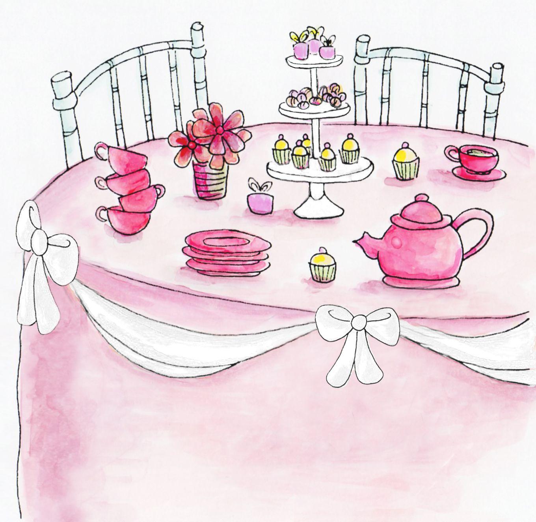 Illustration Party.