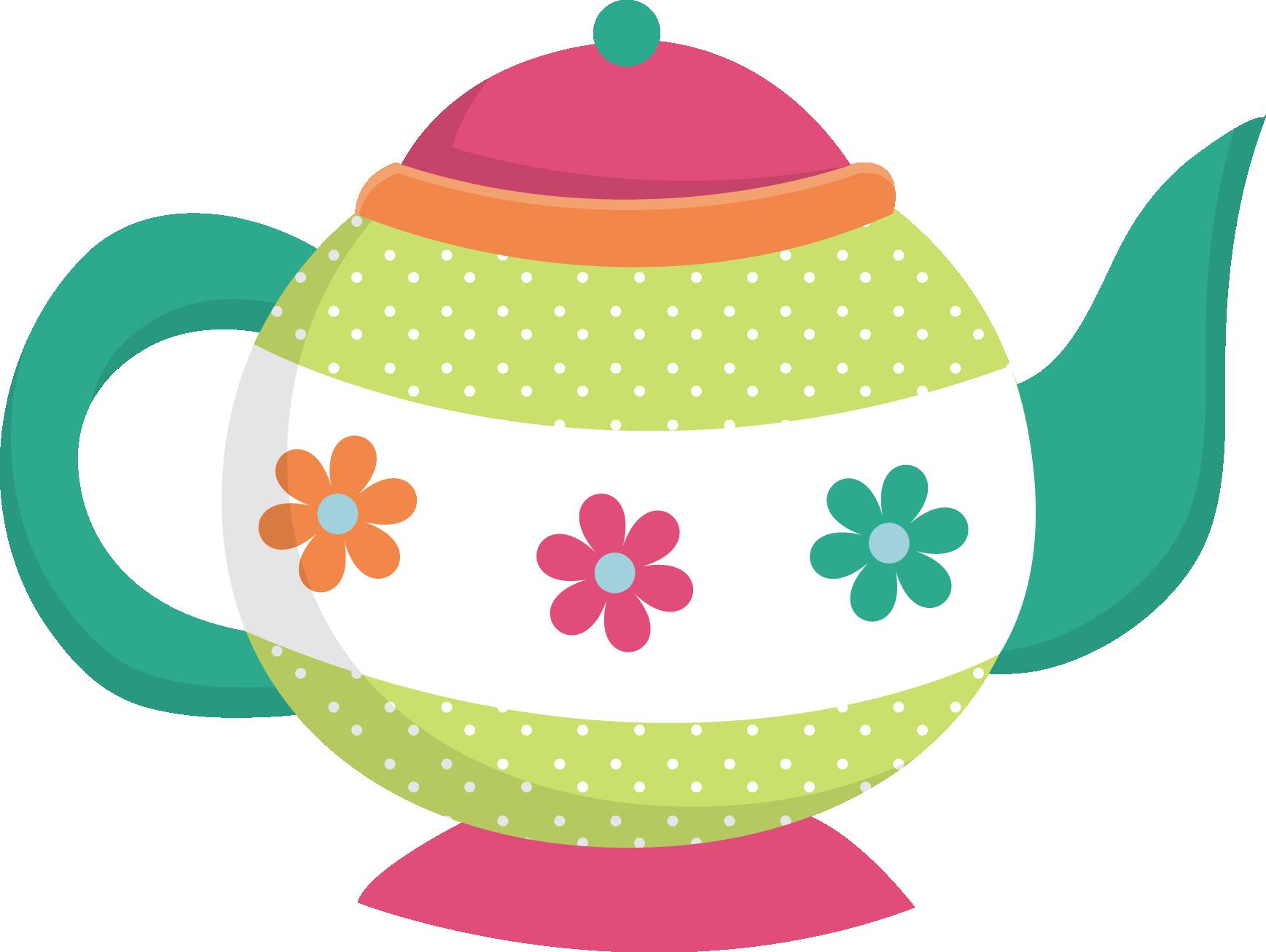 Clip Art Tea Pot Clipart.