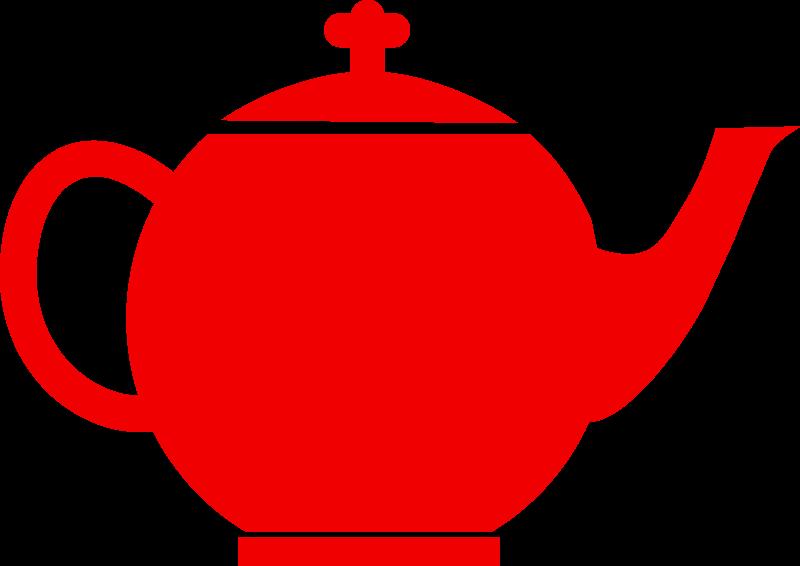 Teapot clipart transparent background.