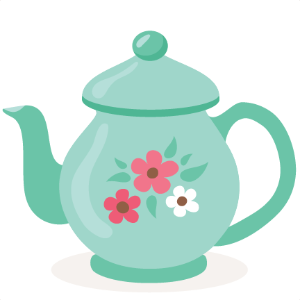 Teapot Clipart Transparent Background.