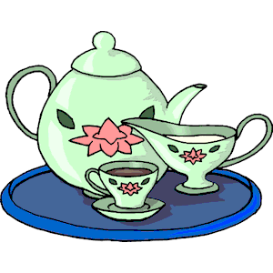 Tea Service clipart, cliparts of Tea Service free download.
