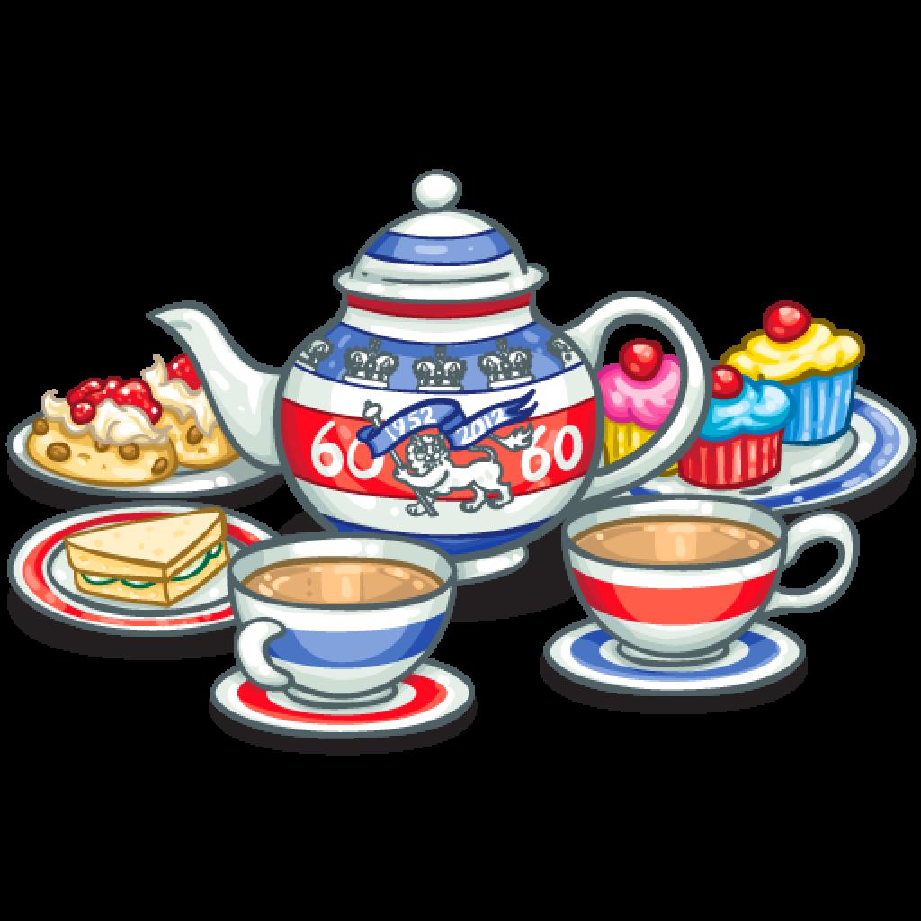 Tea clipart tea service, Tea tea service Transparent FREE.