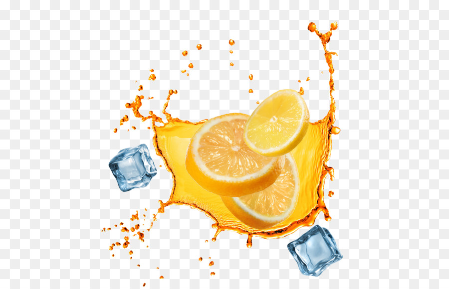 Lemon Tea png download.