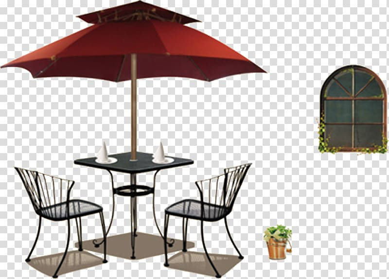 Coffee Table Tea Template, Free coffee table parasol HD pull.