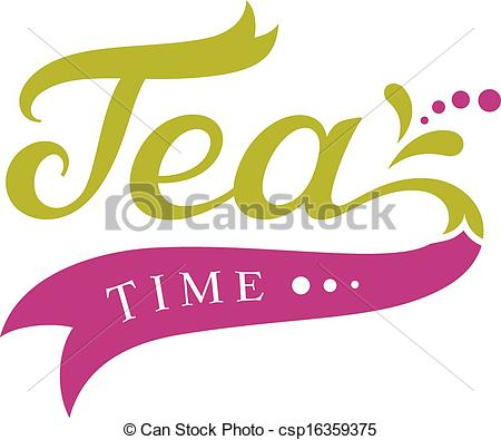 Tea time Clipart and Stock Illustrations. 4,840 Tea time vector.
