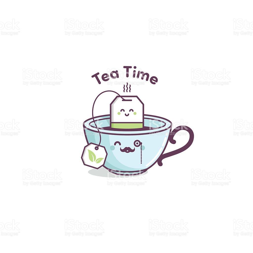 Tea Time Clipart Free.