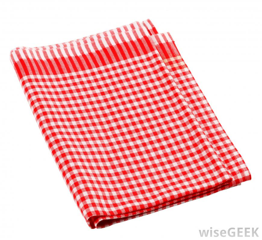 What is a Tea Towel? (with pictures).