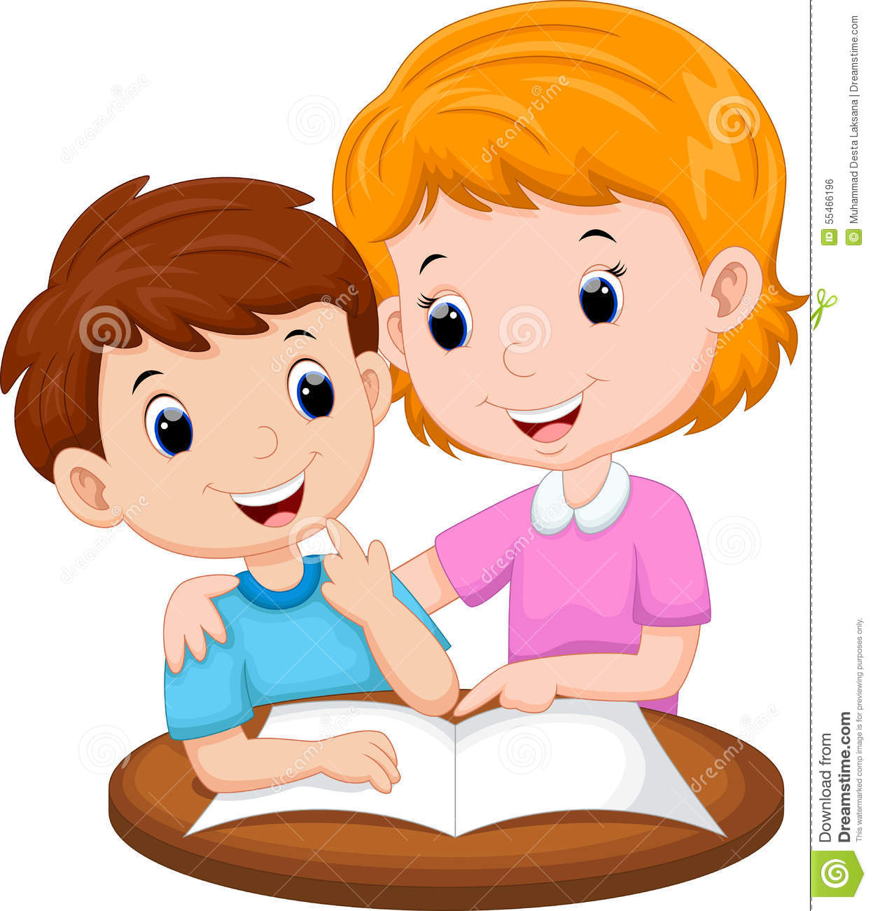 Clipart Teacher And Child.