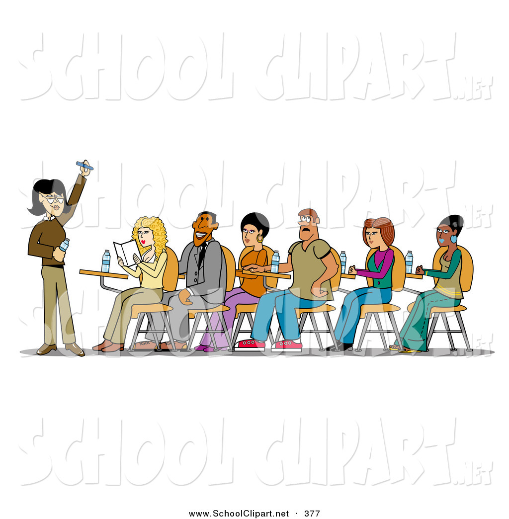 Royalty Free Stock School Designs of Teachers.