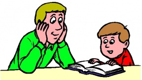 Conversation Between Teacher And Student Clipart.