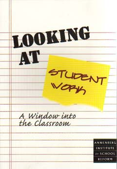 Education World: Teachers Learn from Looking Together at Student Work.