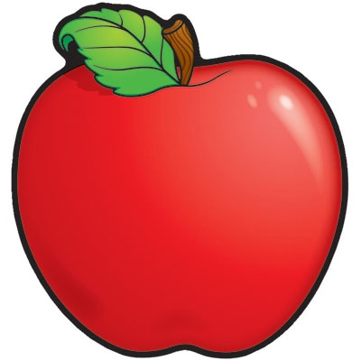 Teacher Apple Clipart No Background.