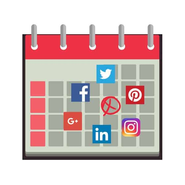 Social Media Calendar: How to Create and Fill Your Calendar.