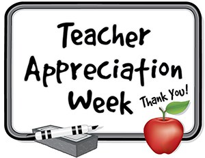 Teacher Appreciation Week 2020.