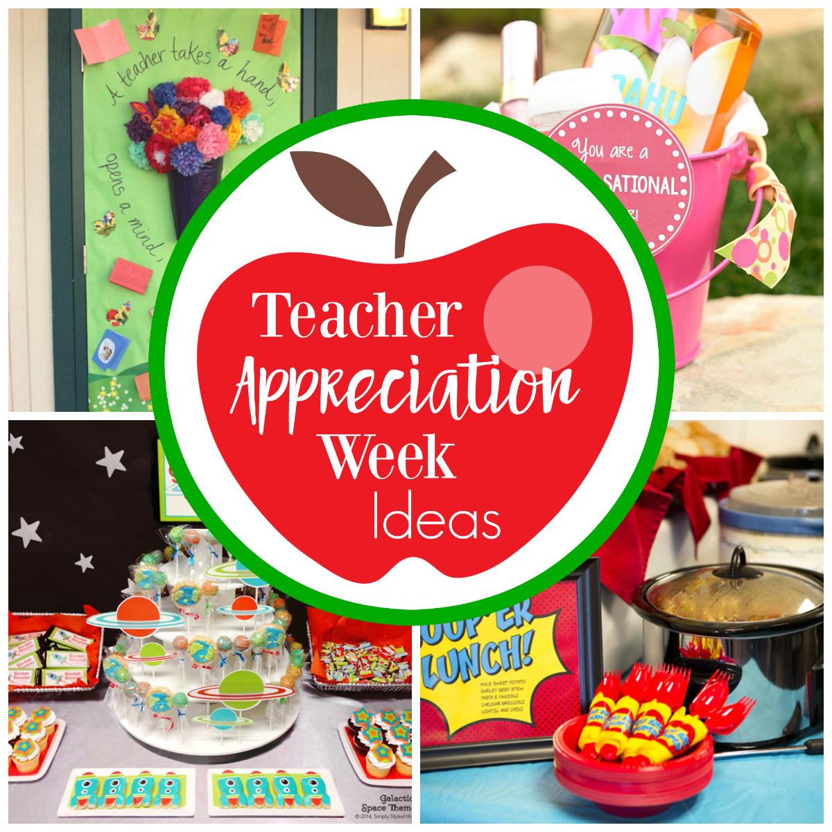 Teacher Appreciation Week Free Download Clip Art.