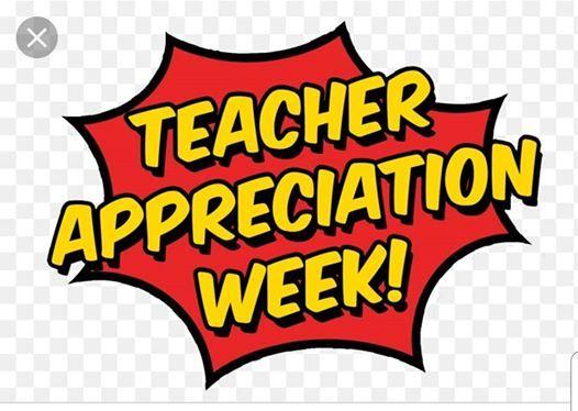 Teacher Appreciation Week at Trinity Presbyterian Preschool.