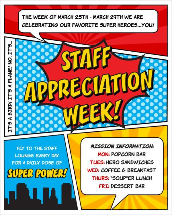 25+ Teacher Appreciation Week Ideas.