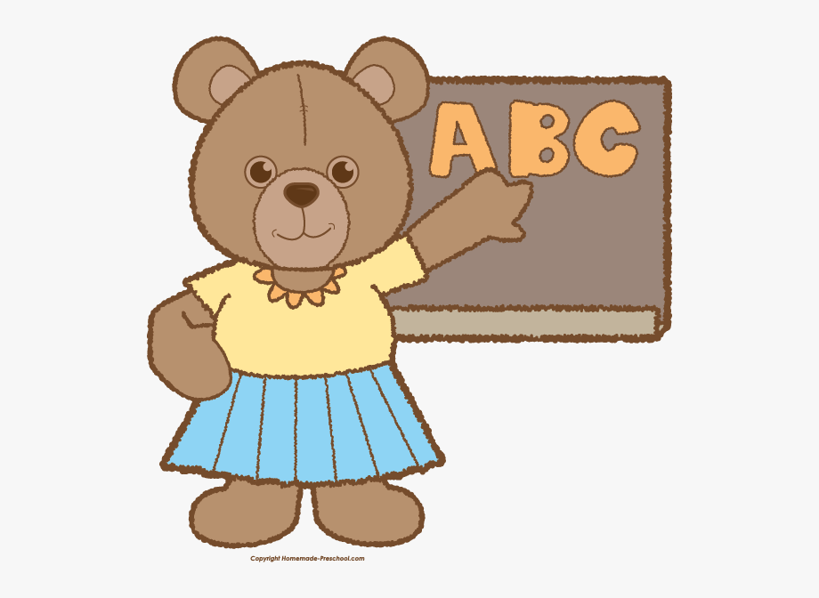 Teddy Teacher Free Homeschool Early Learning.