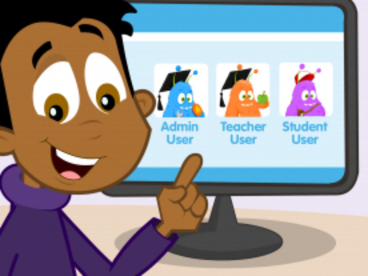 EducationCity\'s User Specific Logins.