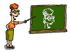 Free Chalkboard Clipart.