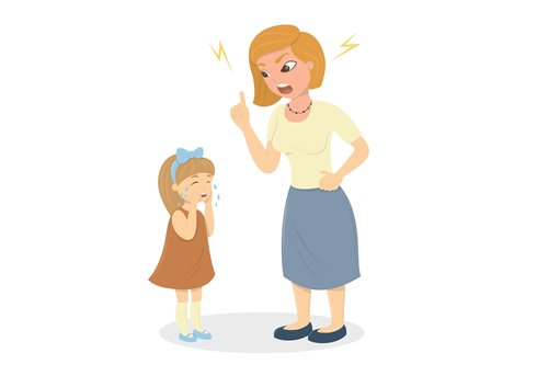 Teacher Yelling At Student Clipart.