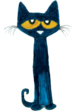 Pete The Cat Clipart.