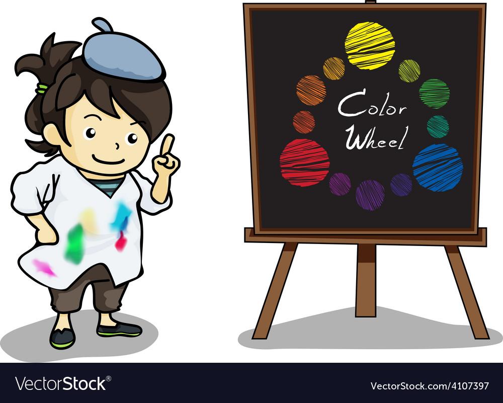 Art teacher.