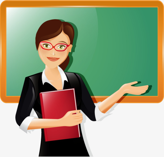 Download Free png Vector Class Teacher, Teacher Vector.