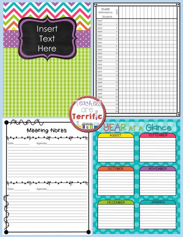 teacher grade sheets