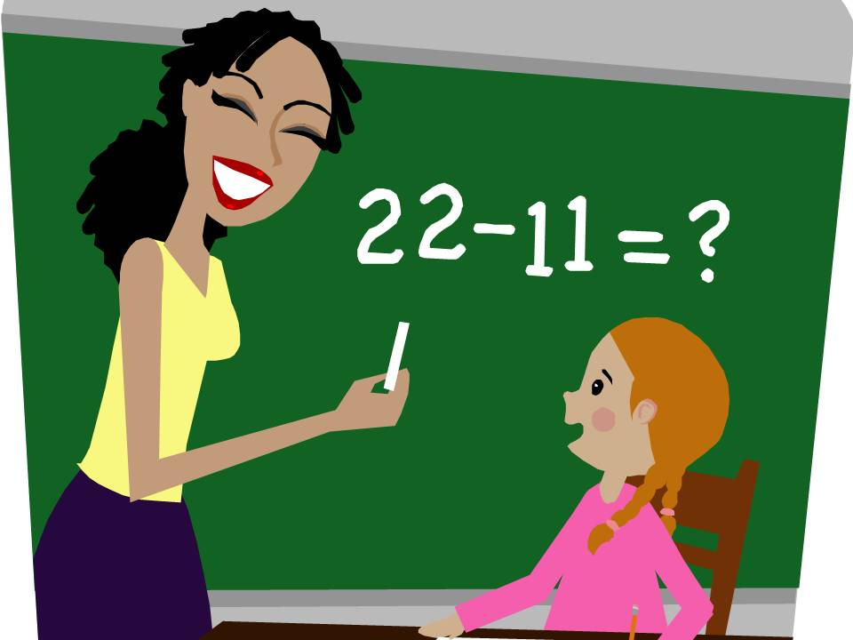 my mathematics teacher