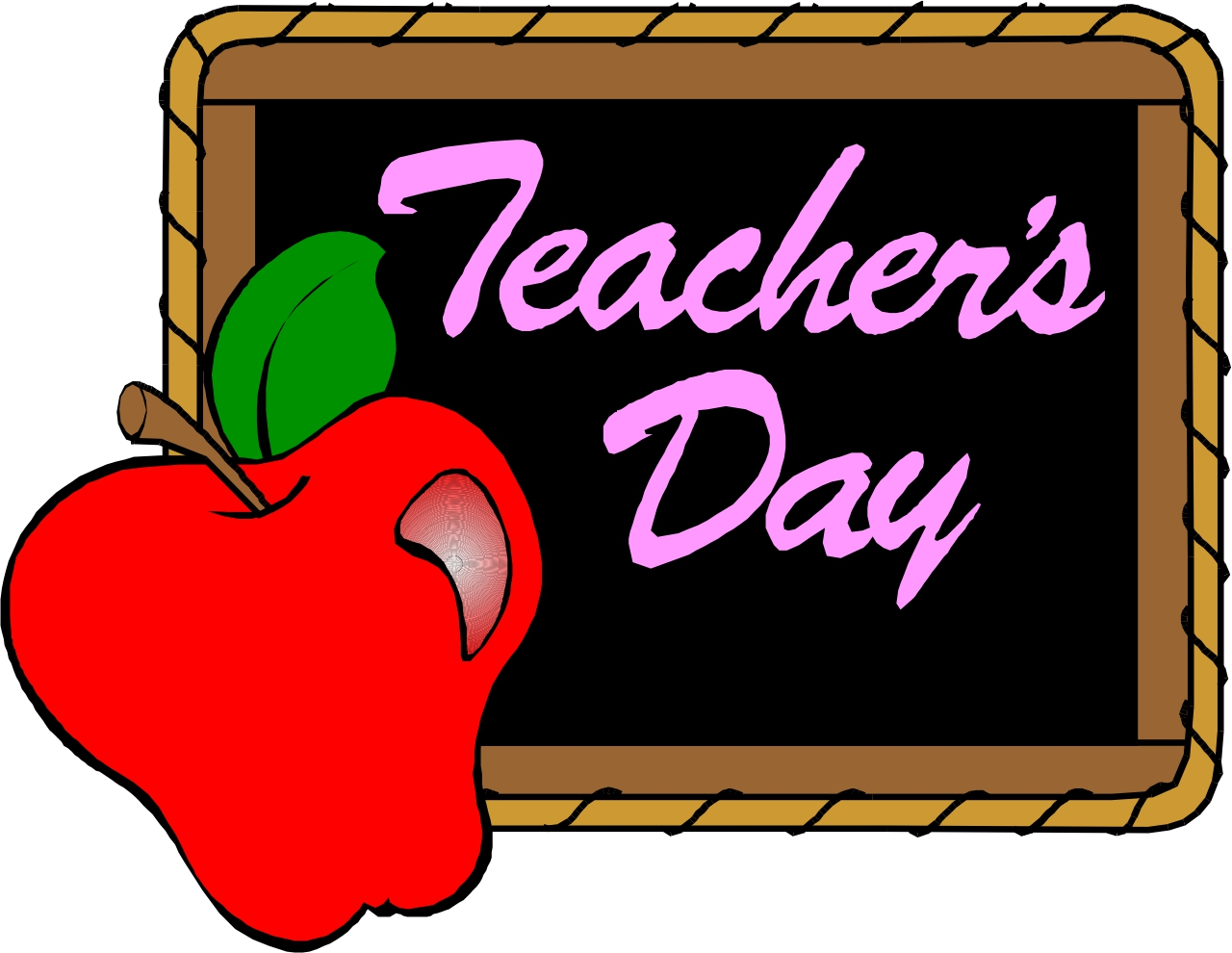 Gallery For > Teacher Institute Day Clipart S.
