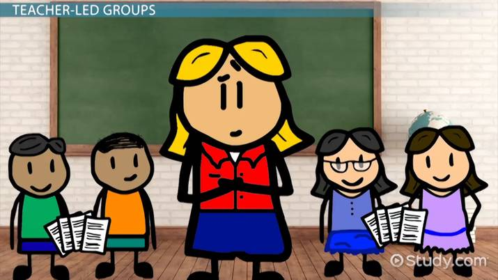 Incorporating Flexible Grouping in the Classroom.