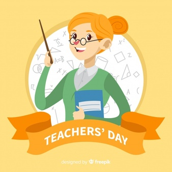 Collection of free Teacher vector teachers day. Download on.