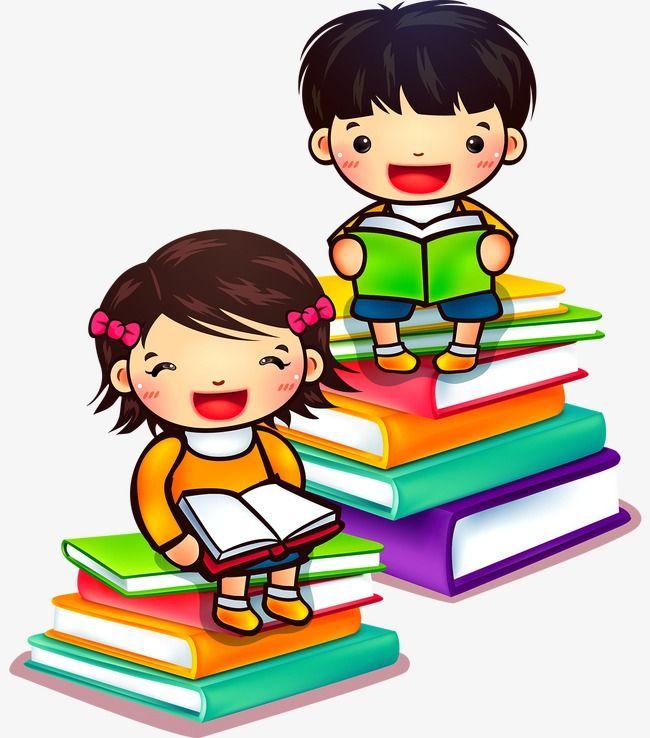 Children Read.