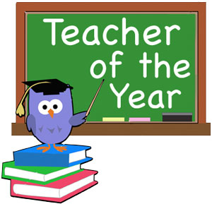 Teacher of the Year Award.