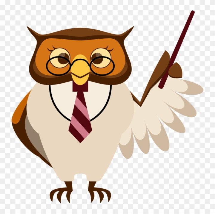 School Owl Clipart Teacher Owl Clipart Image Provided.