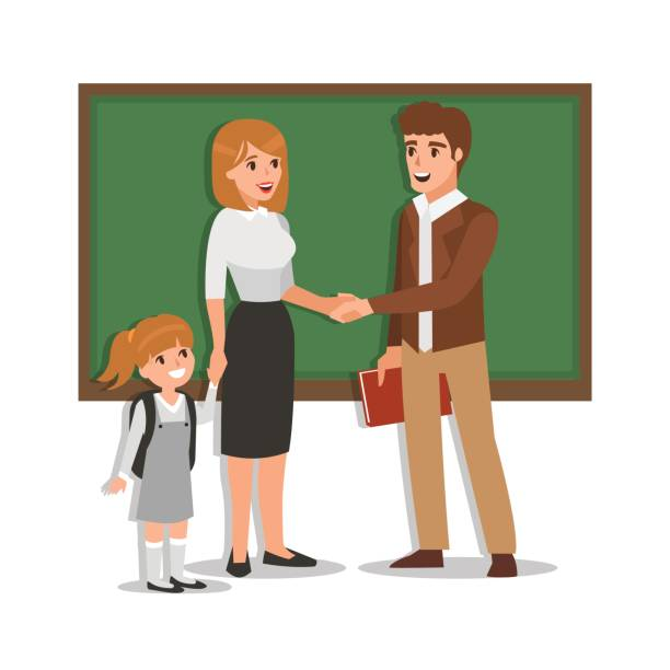 Parent Teacher Clipart (100+ images in Collection) Page 1.