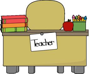 Teacher Pencil Clipart.