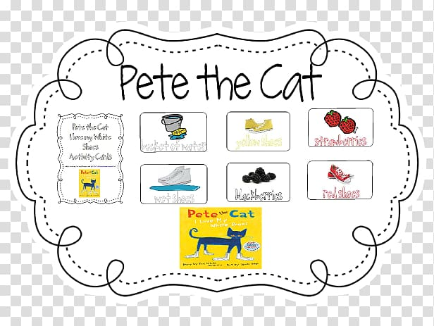Pete the Cat Teacher Book Writing, pete the cat transparent.
