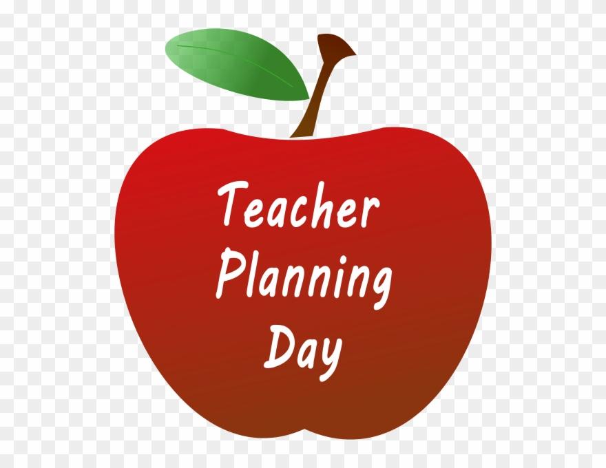 Teacher Planning Day No School Clipart (#1256644).