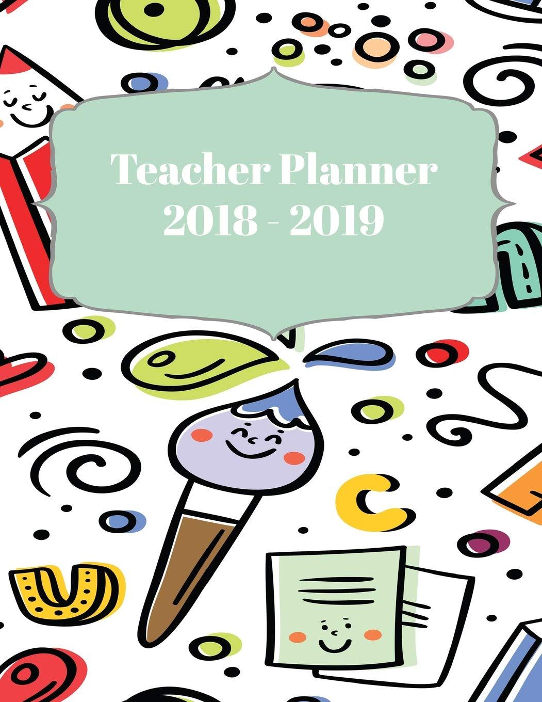 Teacher Planner 2018.