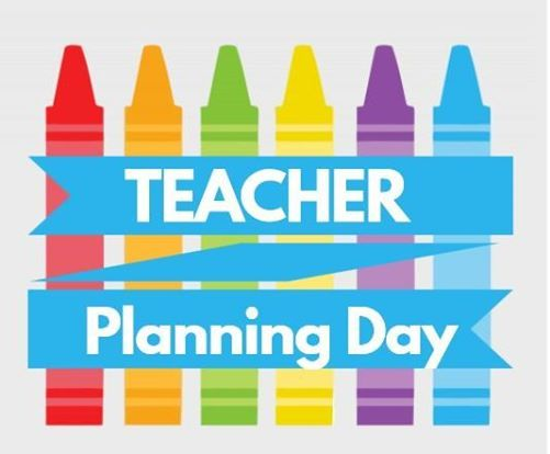 Teacher Planning Day at West Gate K.