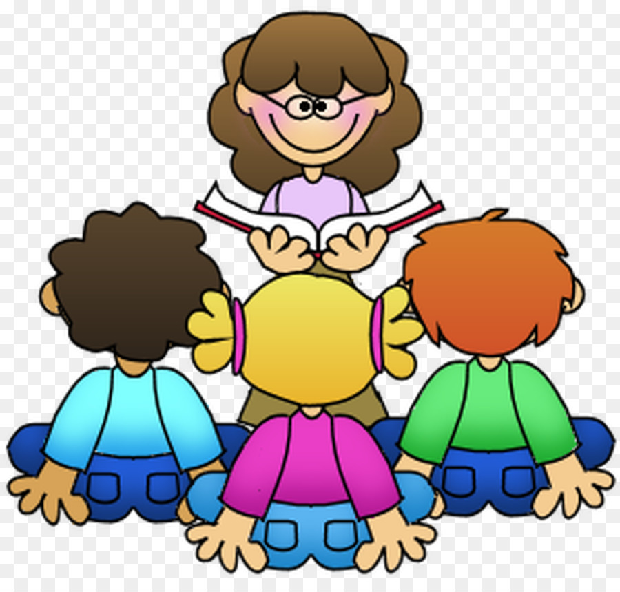 Teacher reading to students clipart 5 » Clipart Station.