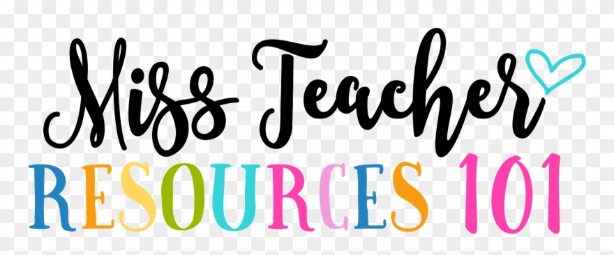Miss Teacher Resources.