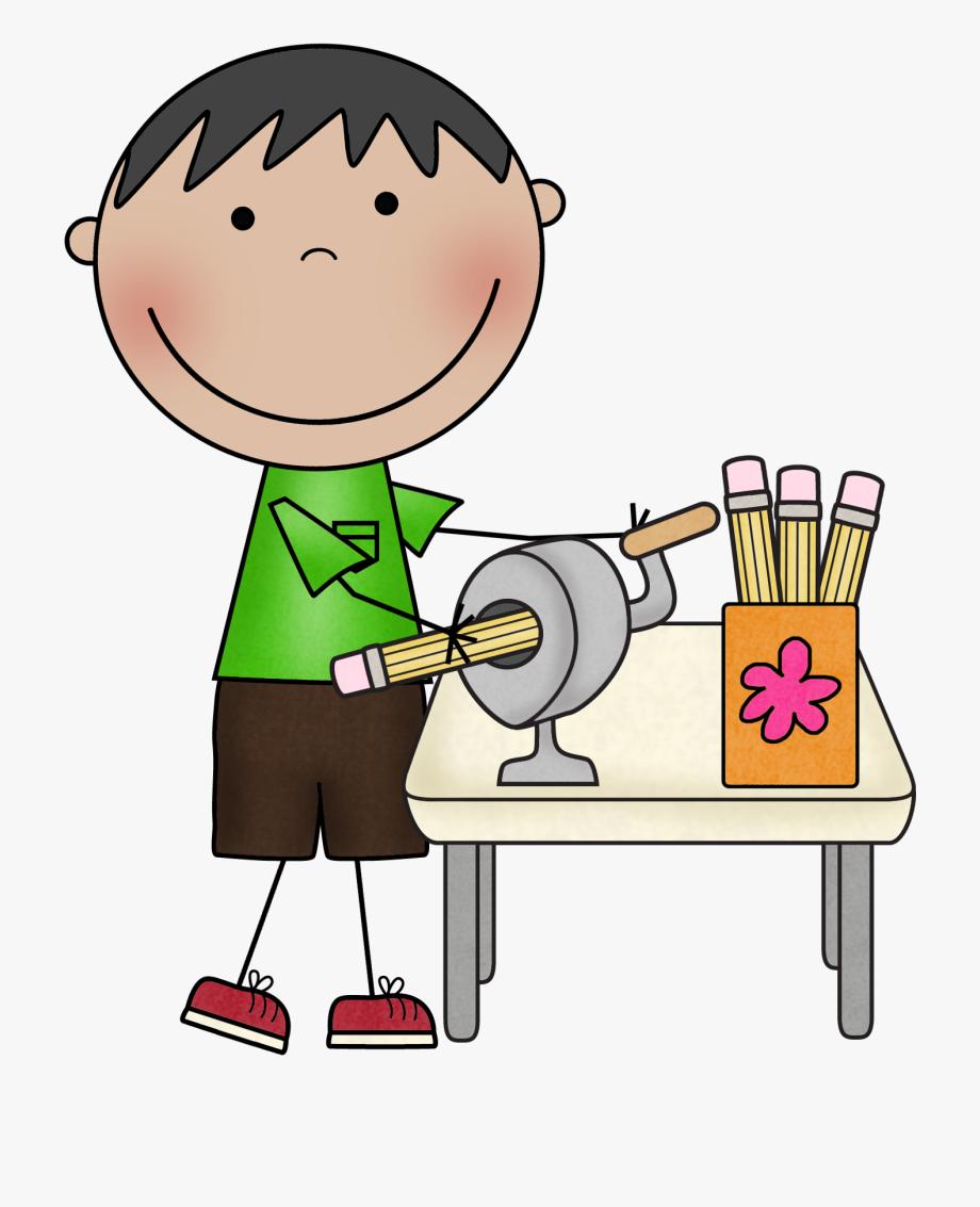 Teacher Helper Clip Art.