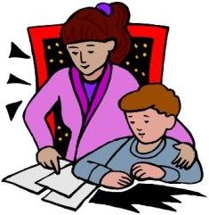 Help Student Clip Art Clipart.